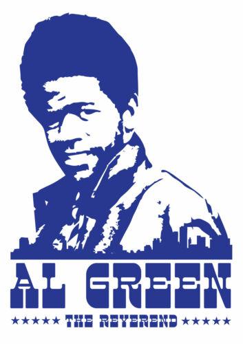 Al Green t shirt soul music stax motown marvin gaye Stevie Wonder Otis Reading