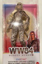 DC WB Mattel-Wonder Woman 84 Deluxe transformé Cheetah