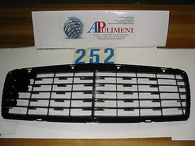 FIAT REGATA RESTYLING 86-/> DIESEL C//CROMATURE FRONT GRILLE GRIGLIA MASCHERINA