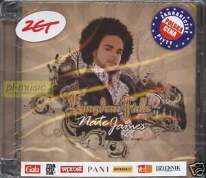 NATE-JAMES-KINGDOM-FALLS-Polish-edition-CD-sealed