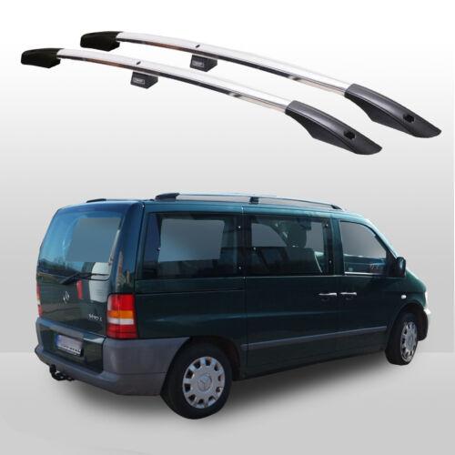 Mercedes Vito Baujahr 1996 bis 2003 Aluminium Dachreling mit TÜV und ABE