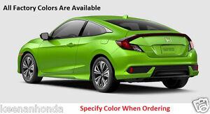 Image Is Loading Genuine Oem Honda Civic 2dr Coupe Side Under