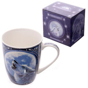 Fantasy-Tasse-Woelfe-Kaffeetasse-Kaffeebecher-Becher-Mug-Teetasse-Wolf-Tier-NEU