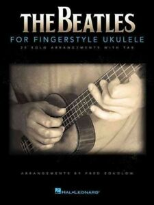 Beatles-for-Fingerstyle-Ukulele-Paperback-by-Beatles-COP-Sokolow-Fred-A