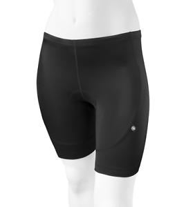 Aero Tech Designs Plus Womens Full Figure Hourglass Cycling Bike Shorts US Made