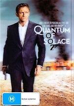1 of 1 - Quantum of Solace * NEW DVD * James Bond 007 * Daniel Craig (Region 4 Australia)