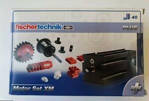 fischertechnik-505282-Plus-Motor-Set-XM-Karton-beschaedigt