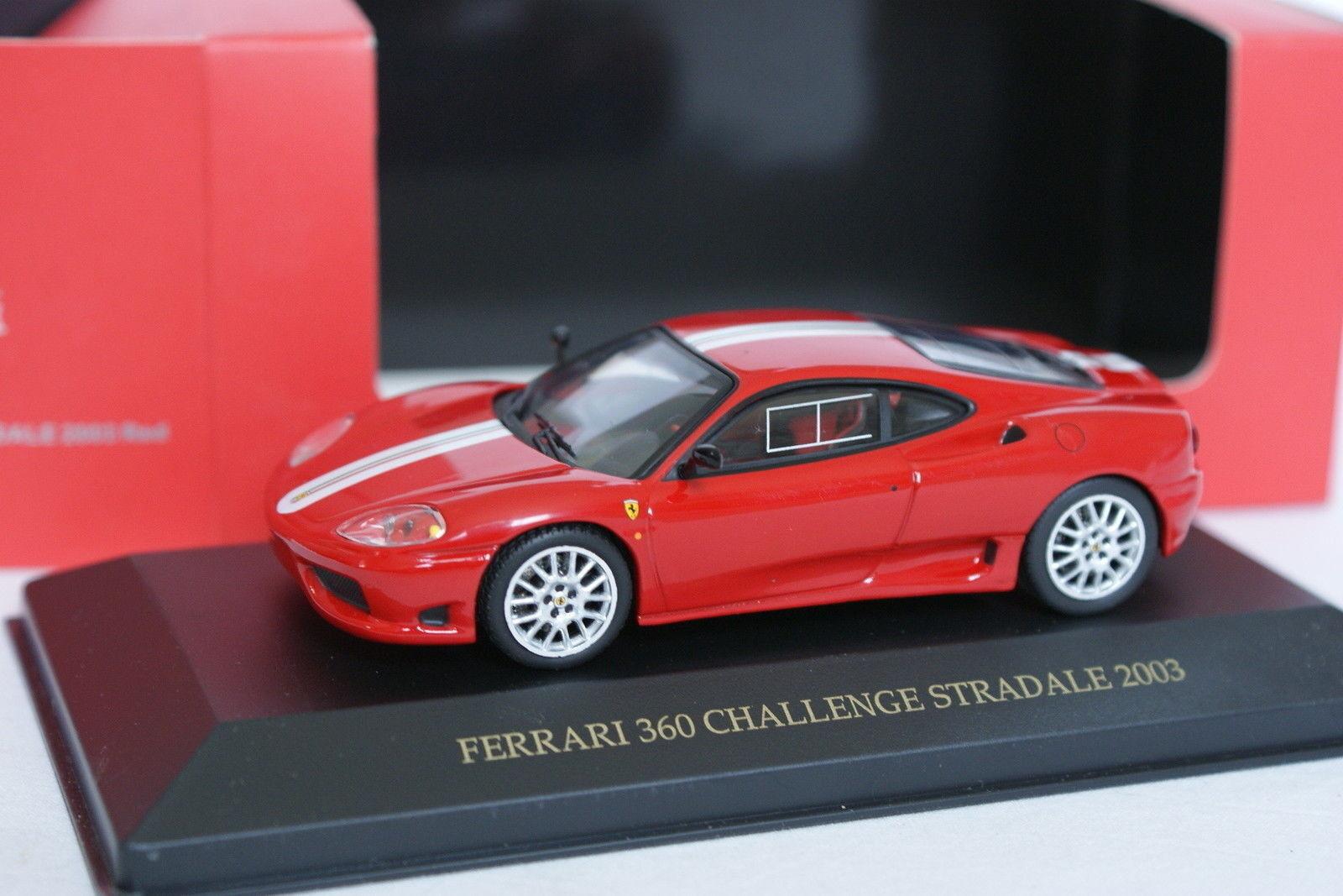 Ixo 1 43 - Ferrari 360 Herausforderung Stradale Stradale Stradale 2003 1047d7