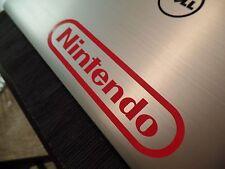 "50 Count pack-N64 NES Nintendo Vinyl Sticker Decal Gloss Dark Red 6.50"" by"