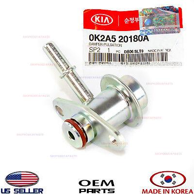 Fuel Pressure Damper Fits 2004-98 Kia SEPHIA Auto 7 SPECTRA