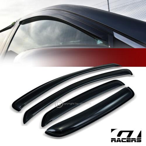 Five Hundred//Taurus Sun//Rain Guard Tint Shade Deflector Window Visors For 2005