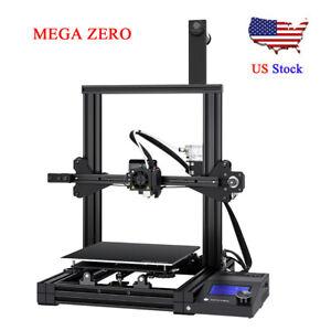 ANYCUBIC MEGA Zero 3D Printer Large Print Size 220*220*250mm Resume Printing PLA