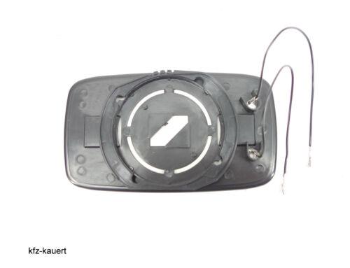 FWK Spiegelglas Außenspiegel Plan passend für Porsche 911 87-89 964 944 928
