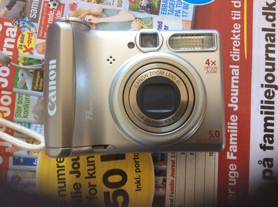 Digitalkamera, Canon, Power Shot A530