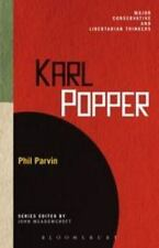 NEW - Karl Popper (Major Conservative and Libertarian Thinkers)