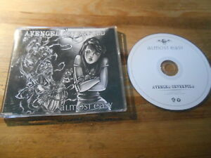 CD-Metal-Avenge-Sevenfold-Almost-Easy-2-Song-MCD-WARNER-BROS-sc