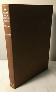 An Outline Of G.W Great Western Locomotive Practice 1837 - 1947 H.Holcroft