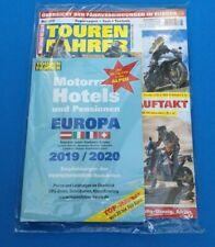 TOUREN - FAHRER Mai 2019 Motorrad Reisen über 200 Ziele ungelesen 1A abs. TOP