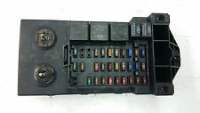 OEM 97-02 Ford Expedition Main Fuse Box Assembly w/Diagram Lid 4.6L V8 SOHC unit