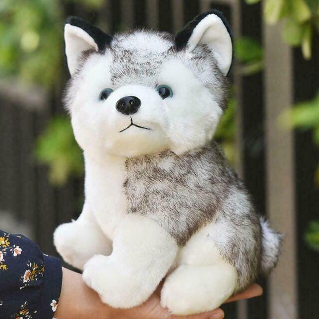 1PC PUPPY DOG KID CHILDREN BABY LOVELY PLUSH DOLL SOFT BEAR STUFFED ANIMALS TOY
