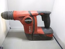Hilti TE 6-A36 Lithium Ion Sds Rotary Hammer Drill Body With 36v Battery inc VAT