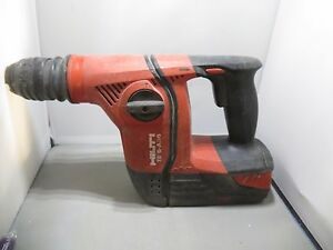 hilti te 6 a36 lithium ion sds rotary hammer drill body. Black Bedroom Furniture Sets. Home Design Ideas