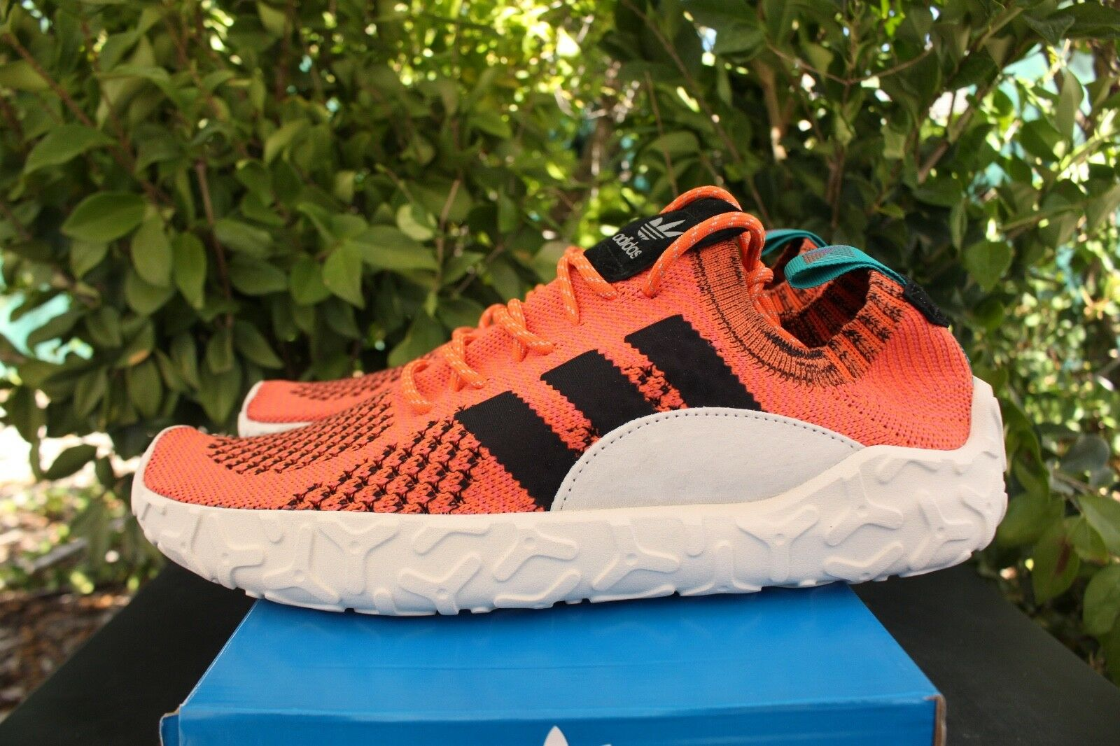 ADIDAS F 22 PK SZ 11 TRACE orange CORE BLACK WHITE PRIMEKNIT F 22 CQ3027