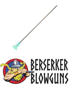 100 .40 cal Glow In The Dark Target Blowgun Darts from Berserker Blowguns