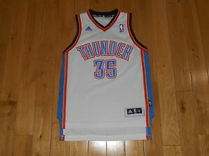 Image is loading adidas-KEVIN-DURANT-White-Oklahoma-City-Thunder-Youth- ·  Champion Tom Gugliotta Phoenix Suns Basketball Jersey ... 73491030a