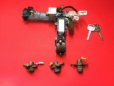 1999-2003 TOYOTA SOLARA IGNITION LOCK CYLINDER DOORS & TRUNK SET 2 KEYS MATCHED!