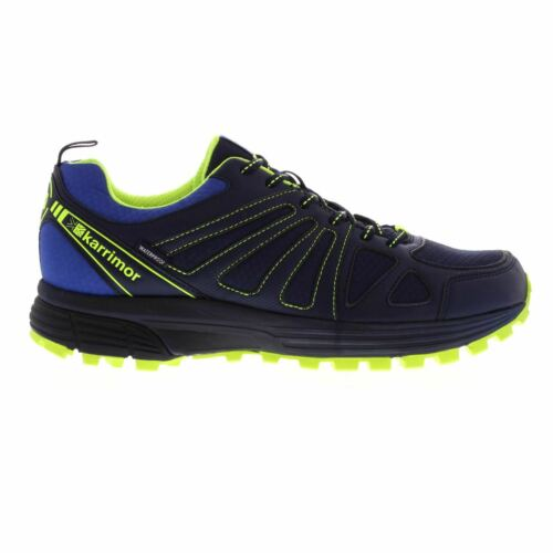 Karrimor Mens Caracal Waterproof Trail Running Shoes Runners Lace Up Breathable