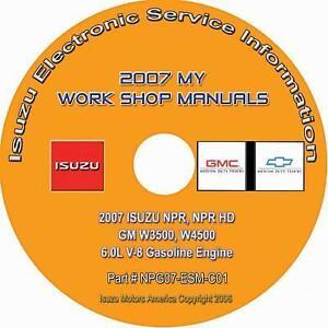 image is loading 2007-isuzu-npr-npr-hd-gmc-chevy-w3500-
