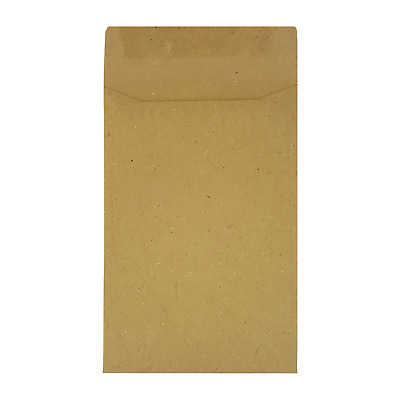 Small Brown Envelopes Dinner Money Wages Coins Beads And Seeds Free Uk Delivery Ebay