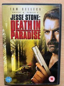 Death-IN-Paradise-DVD-2006-Jesse-Stone-Mystery-Drame-TV-Film-W-Tom-Selleck