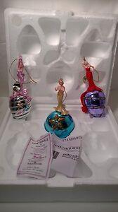 Ashton Drake Marvelous Marilyn Monroe Christmas Ornament set of 3 ...