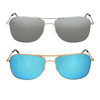 Ray Ban Polarized Mirror Aviator Sunglasses (Multiple Color)