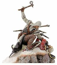 Assassin's Creed 3 Connor- The Last Breath Statue  New