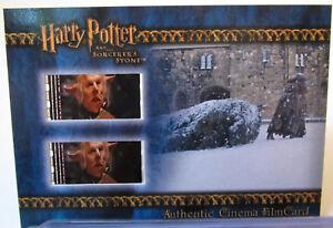 Harry-Potter-and-the-Sorcerer-039-s-Stone-Cinema-Film-Card-FilmCard-Hagrid-amp-Goblin