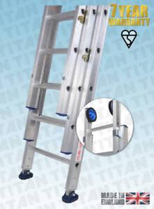 Industrial Ladders - Trojan TRO30DX - TITAN ( 3.0 mtr Double )