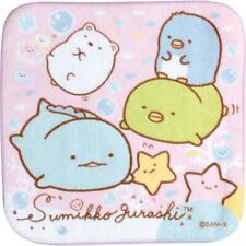 Sumikko Gurashi Bath Towel M Sea San-X Japan