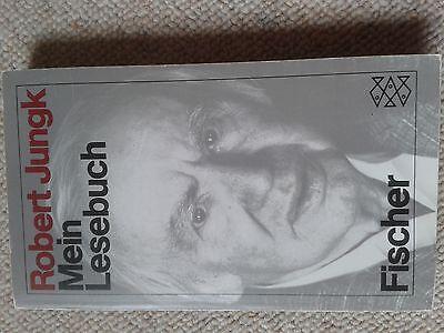 """Allgemeine Kurzgeschichten Bücher Liefern Rf189 """"mein Lesebuch"""" V Robert Jungk"""