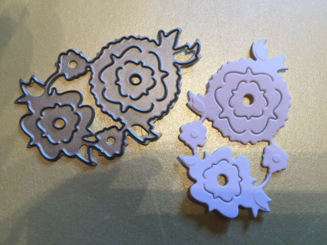 TONIC JUST FOR YOU STAMPING FRAME//TOPPER CUTTING /& EMBOSSING DIE 3 NEW LOW PRICE