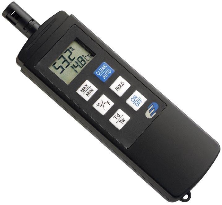 Higrómetro de Punto Rocío pro H560 Tfa 31.1028