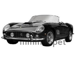 Hot-Wheels-V0561-Elite-Ferrari-250-California-Spider-SWB-1-18-Negro