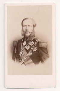 Vintage-CDV-Prince-Philippe-of-Belgium-Count-of-Flanders-Neurdein-Photo
