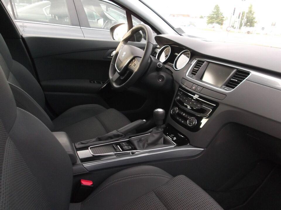 Peugeot 508 1,6 e-THP 165 Active Benzin modelår 2016 km