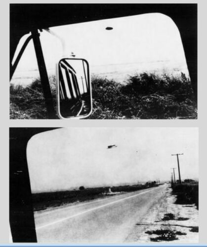 Santa Ana Calif 1965 UFO Flying Saucer PHOTO Lot PROJECT BLUE BOOK Flying Disc