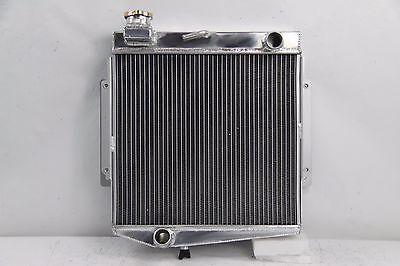 New 3 Core/ROW 1966-1970 Datsun Roadster Fairlady Aluminum RADIATOR 67 68 69 70