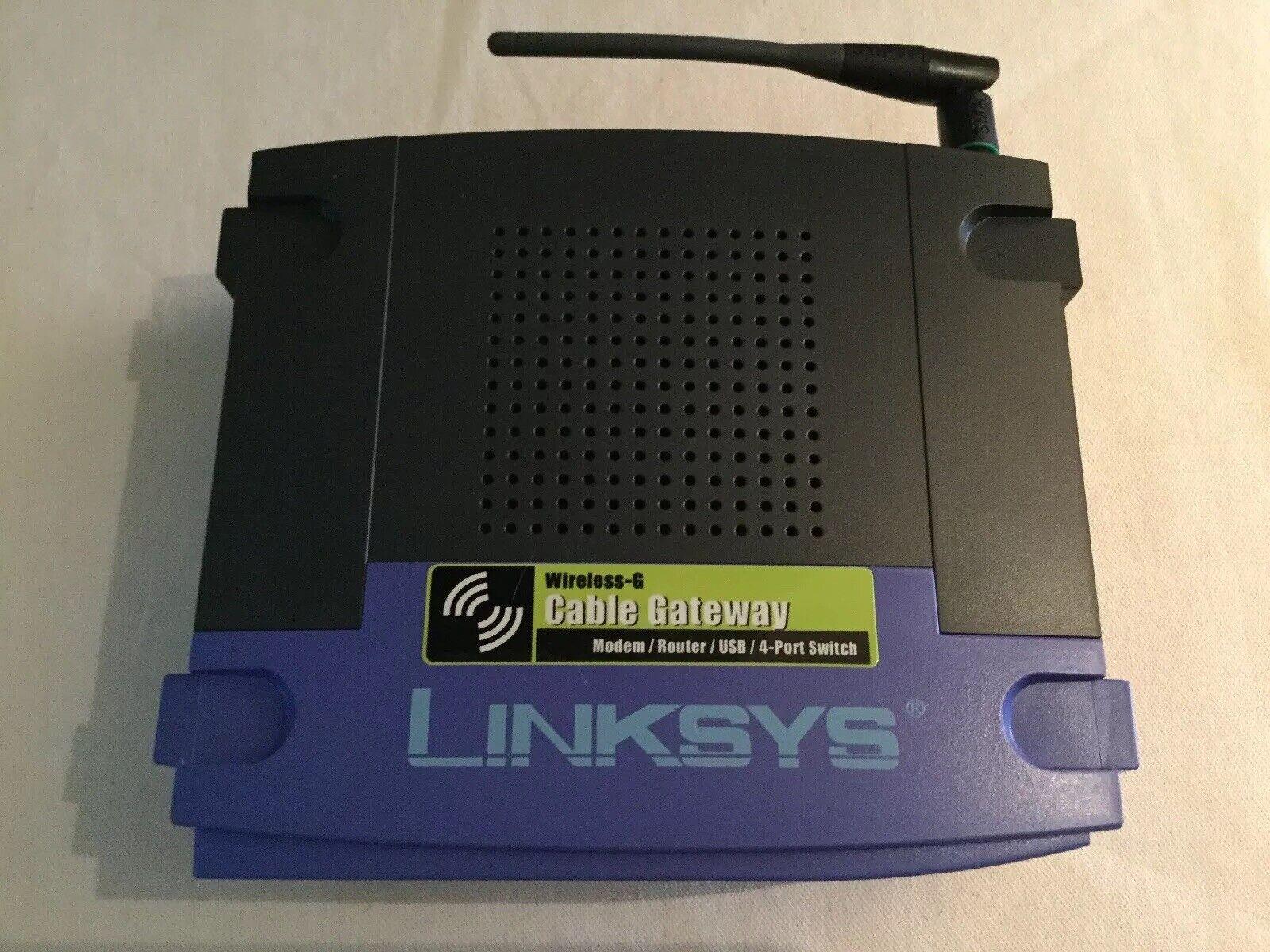LINKSYS WIRELESS-G CABLE GATEWAY WCG200 DRIVER WINDOWS XP