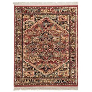 Premium Quality Red Rust Wool Traditional Antique Afghan Kazak Style Area Rugs Ebay